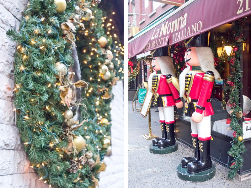 New York décembre 2013 : Les décorations de Noël – Paperboat