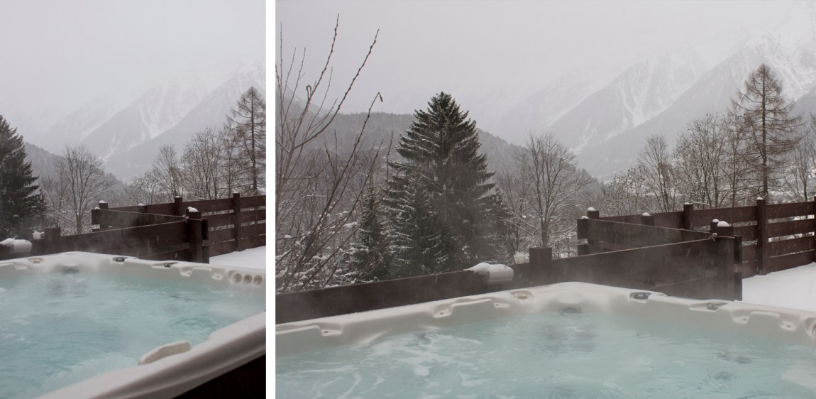Deep Nature Spa - Les Houches Chamonix - www.paperboat.fr