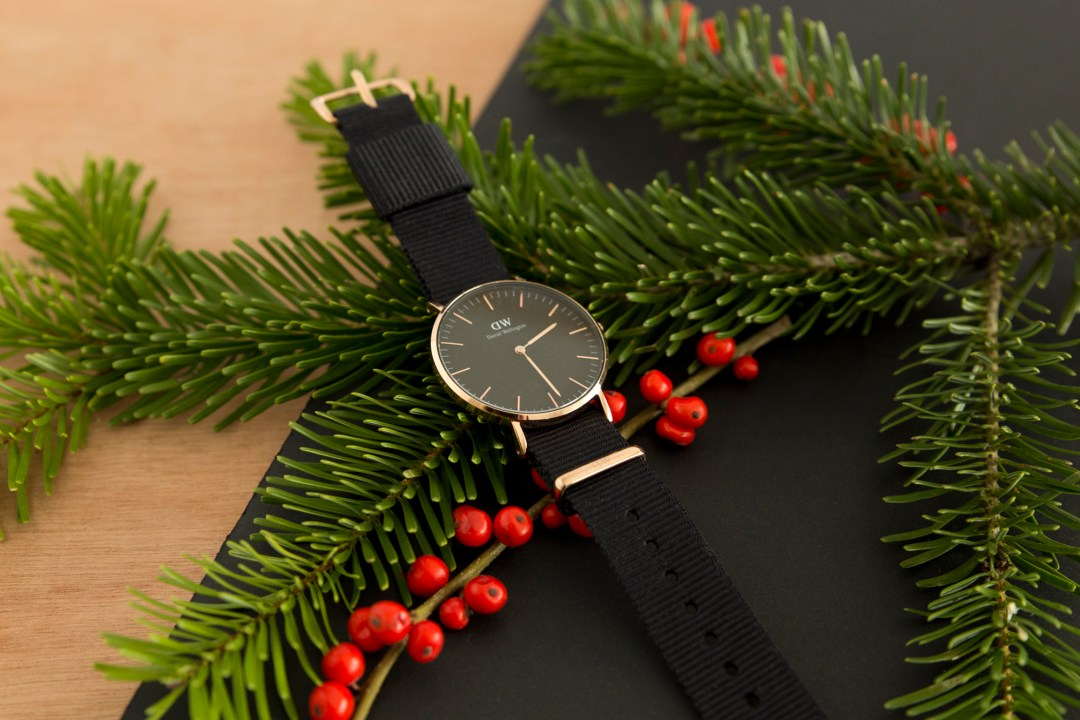 Montre Daniel Wellington - www.paperboat.fr