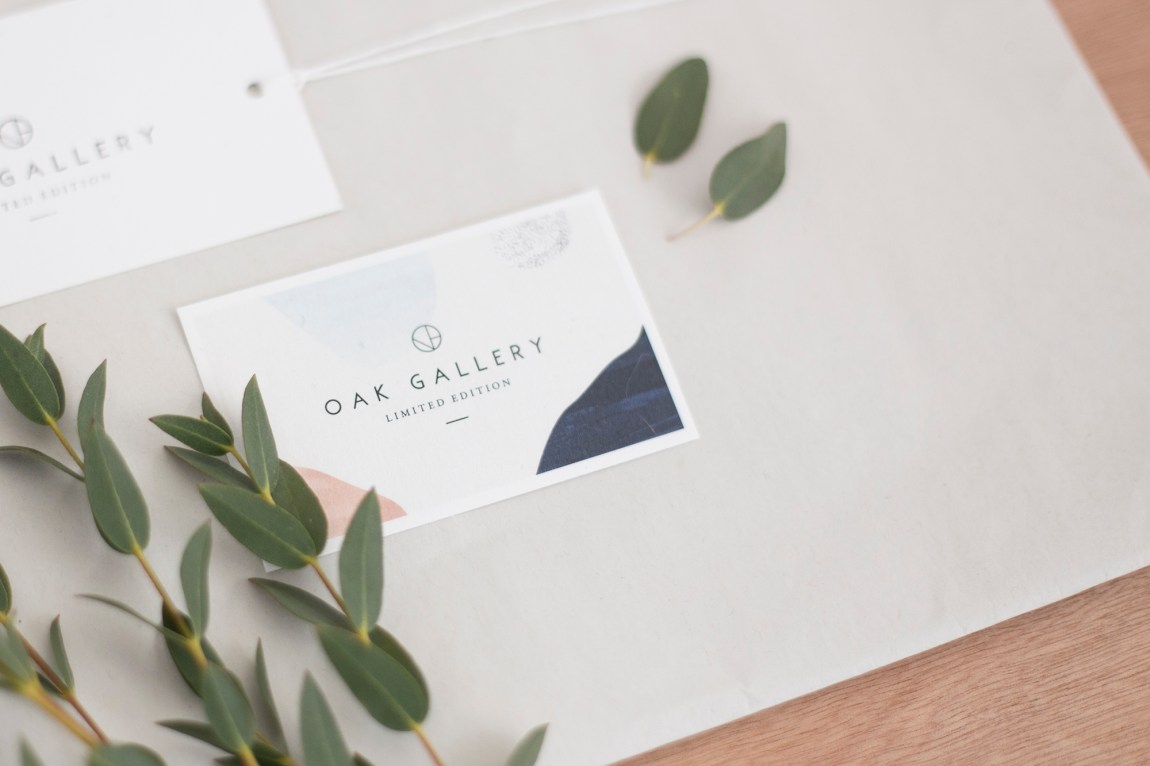 Oak Gallery - www.paperboat.fr