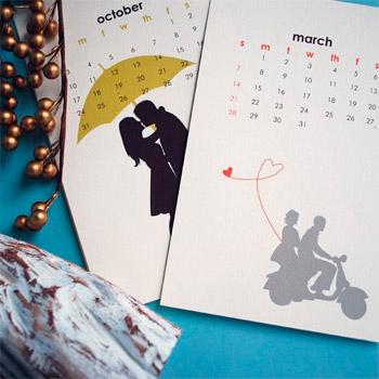 Le Papier Studio 2010 Calendars