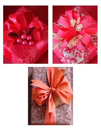 Carolyn Roehm Gift Wrap