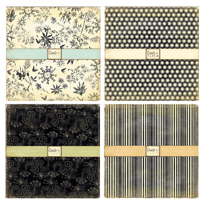 Crate Paper Avenue Collection
