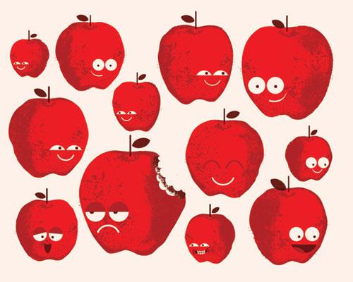 Bad Fruit Prints