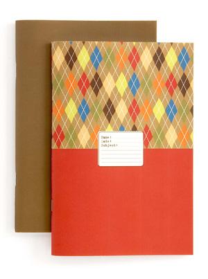 Ecojot 100% Recycled Workbook