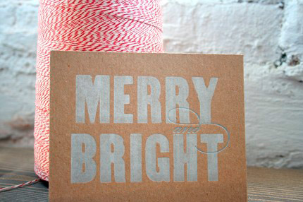 Parrott Design Studio Holiday Cards