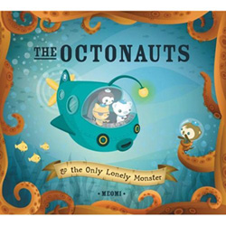 Meomi Octonauts Book