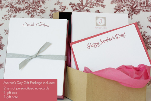 Perideau Designs Mother's Day Gift Package