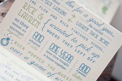 Wedding Invitations From Meant To Be Sent
