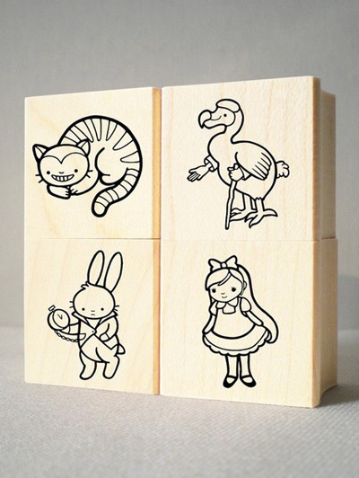 Nikoart Rubber Stamps