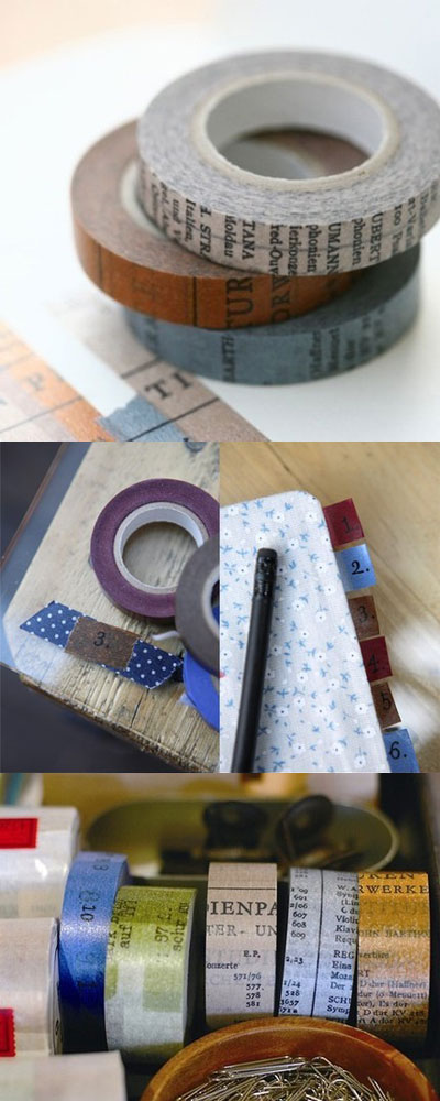Nothing Elegant Vintage Masking Tape