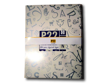 P22 Ephemera Pack