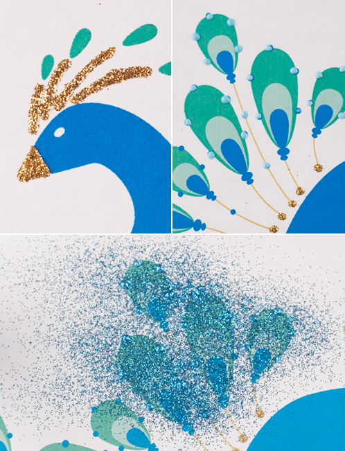 Peacock Details