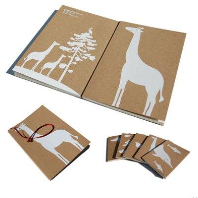 Poketo Screenprinted Notebooks