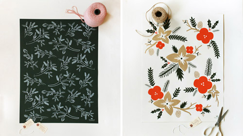 Rifle Paper Co Gift Wrap