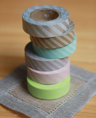 The Tinted Mint Washi Tape