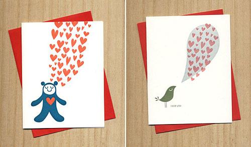 Fugu Fugu Press Valentine's Day Cards