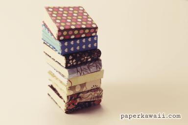 Mini Origami Books - Paper Kawaii