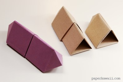 Origami Gem Box – Long Version