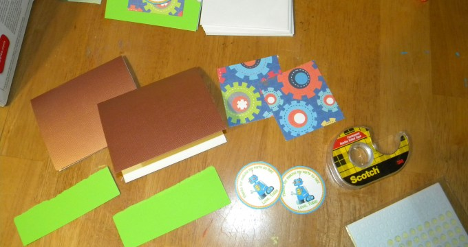 card supplies