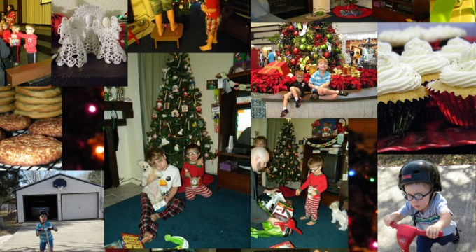 Christmas Collage 2012 PSK