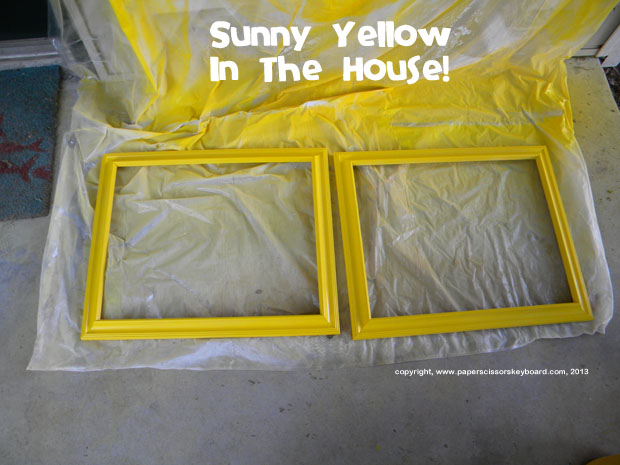 The sunniest yellow ever!