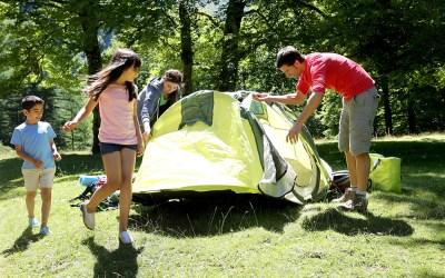¿Conoces los beneficios de dormir al aire libre?