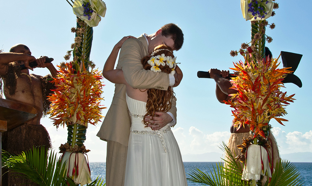 Paradise Taveuni - Wedding
