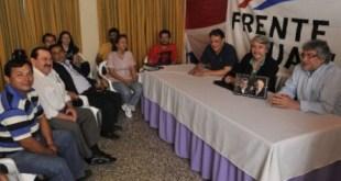 Frente Guasú 31-03-16
