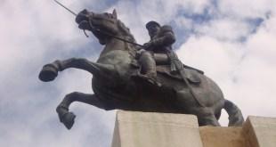 Monumento erigido en Asunción