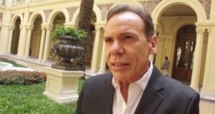 Horacio García, titular de la Dirección Nacional de Migraciones