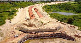 La pasarela tendrá 100 metros de largo y 40 metros de ancho y estará sobre el arroyo Mburicaó (Foto:GENTILEZA)