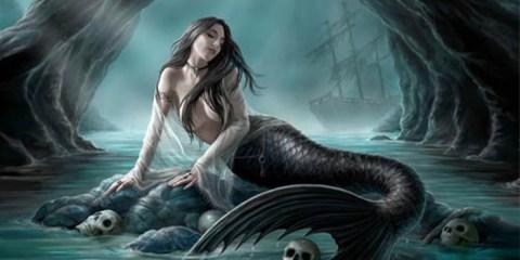 Les nixes dans la mythologie nordique