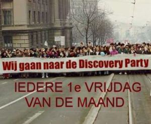 discovery party parenclub