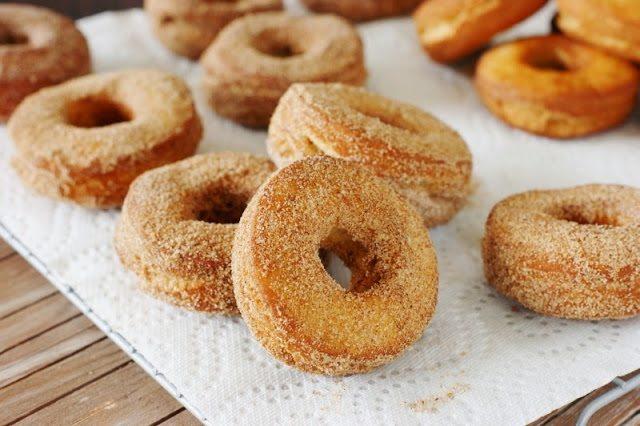 Grandma's Old-Fashioned Doughnuts
