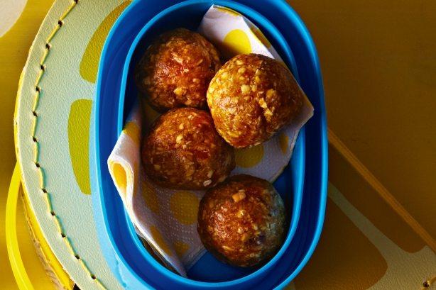 17 honey muesli balls