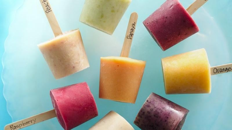 3 yogurt popsicle