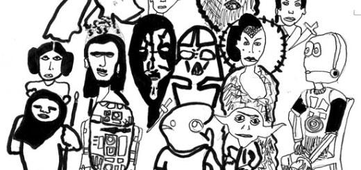 C'est démoralisant : des enfants dessinent mieux que moi (par Tita)