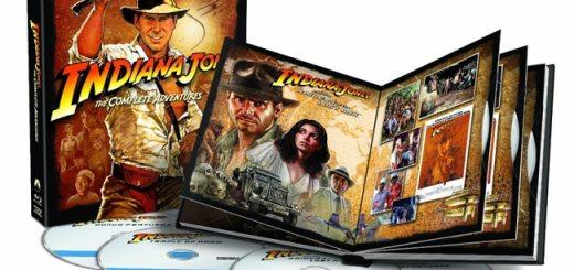 Indiana Jones, l'intégrale en blu-ray