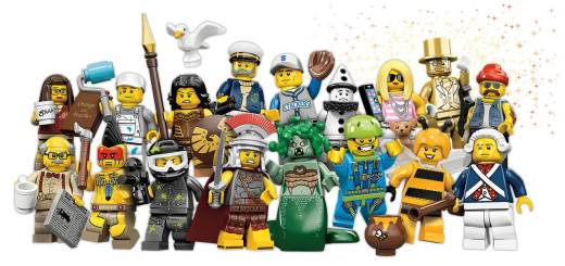Collectible-Minifigures-10-LEGO-71001