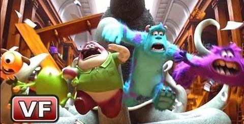 Monstres Academy, dans 2 semaines au cinéma