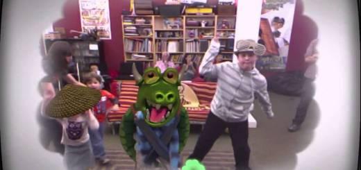 Kinect Party : introduction à la réalité augmentée