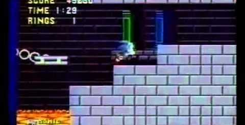 La pub du week-end : Sonic sur Megadrive, 1991