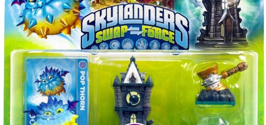 Skylanders Tower of Time