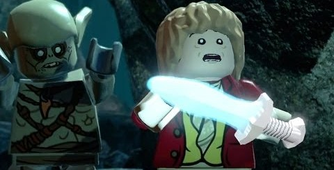 Lego: The Hobbit – Bande-annonce