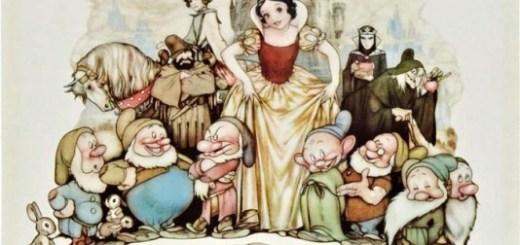 Les affiches des 53  films Disney de 1937 à 2013 1937 Snow White Poster 534x800
