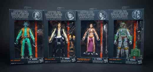 "Star Wars Black Series 6"" Vague 2"