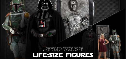 Star Wars Life-Size Figures