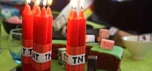 Les bougies TNT