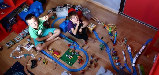 Rube-Goldberg dans ta chambre !